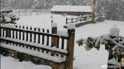 METEO - NEVE sulle ALPI occidentali a quote medio-alte fino al WEEKEND